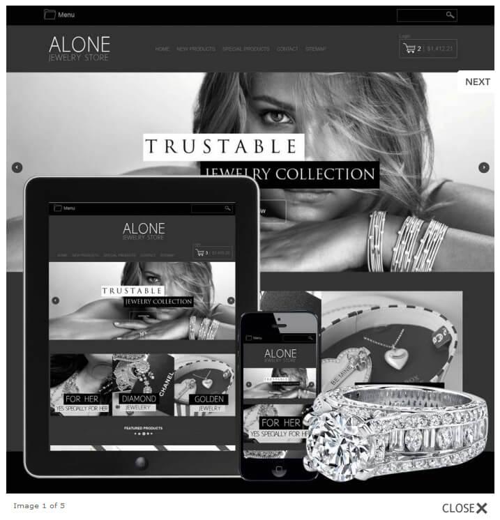 Bijoux Alone
