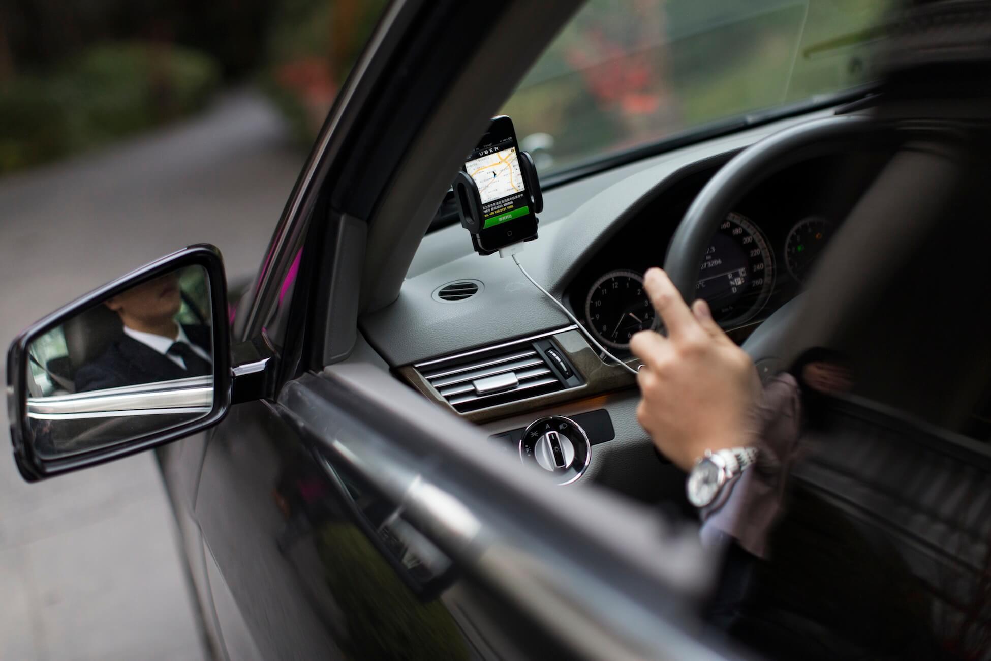 Uber interdit de «covoiturage urbain»