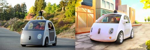 Une initiative de Google Self driving car à découvrir !