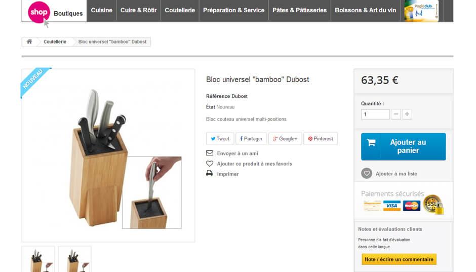 E commerce multi boutique agence de cr ation for Bouquet en ligne