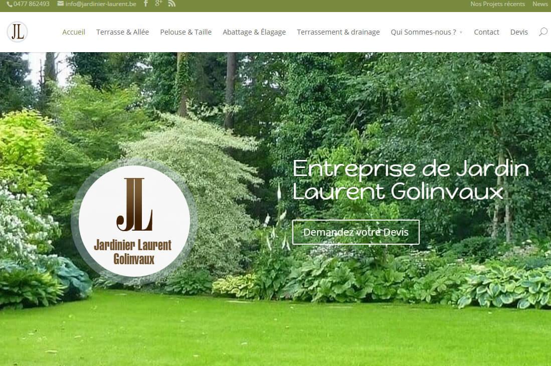Entreprise de Jardin Laurent Golinvaux