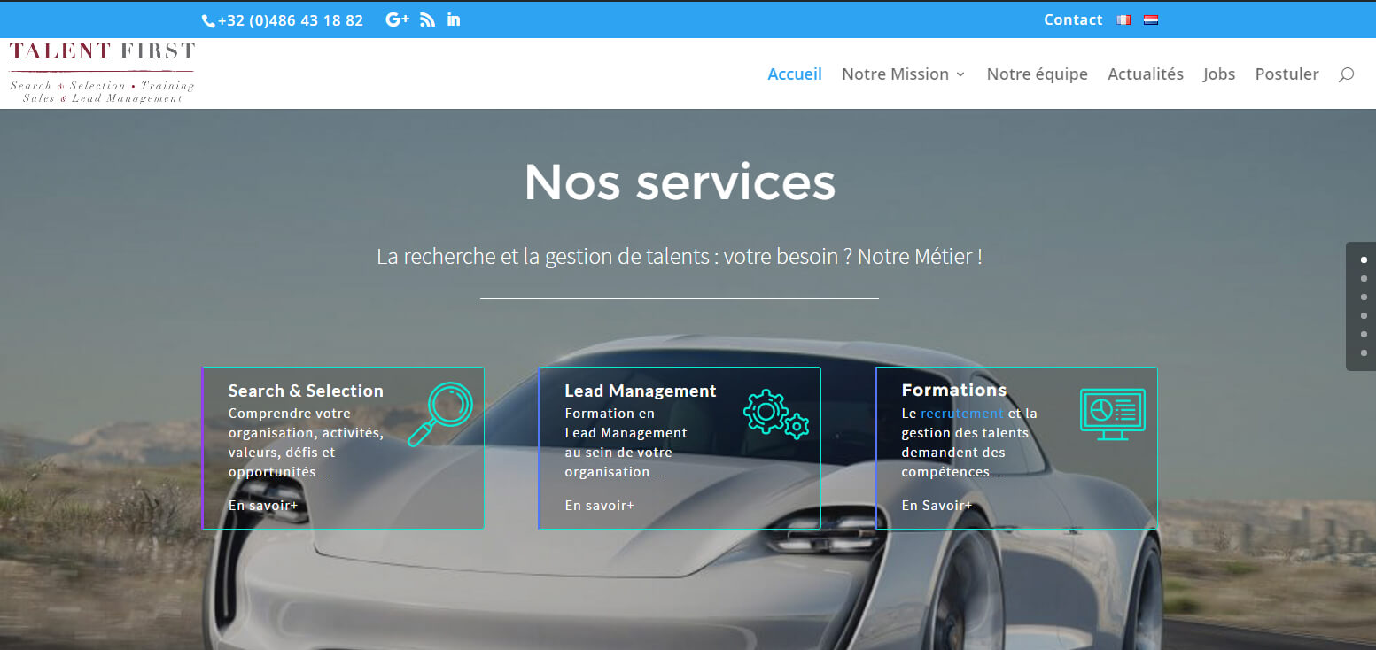 Talent First – Agence de recrutement automobile