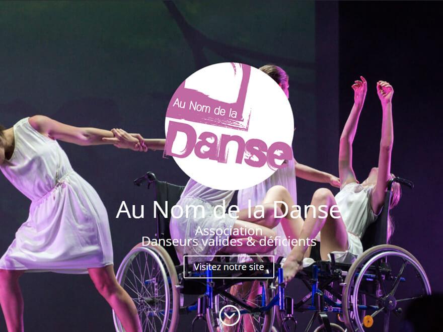 Au Nom de la Danse