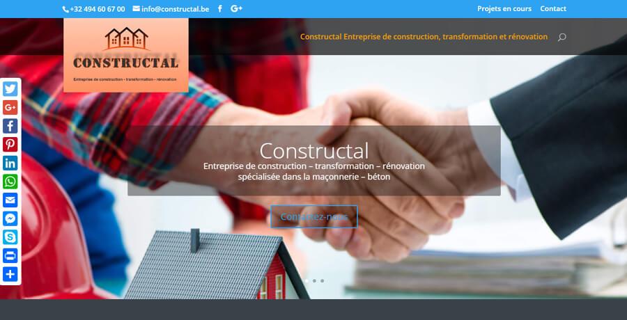 Constructal entreprise de construction
