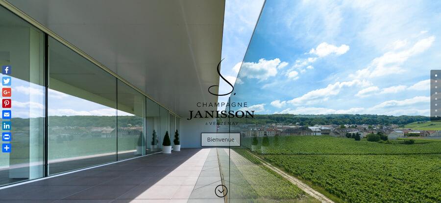 Champagne Janisson Verzenay