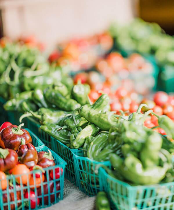 Produits Bio Market: Home page