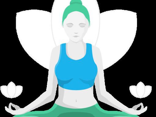 Yoga Landing page