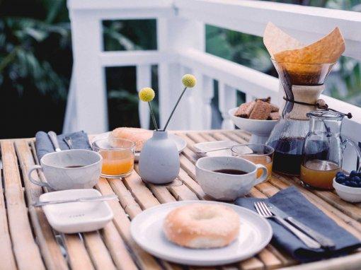 Bed & Breakfast Layout