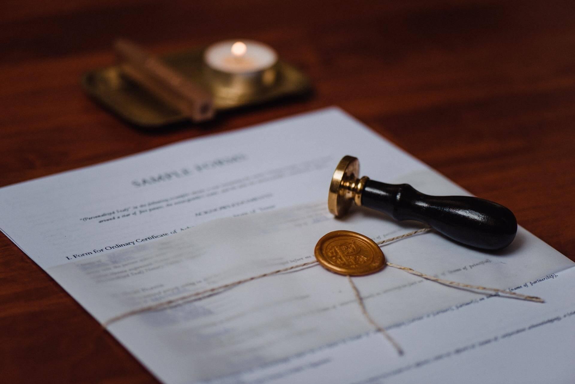 Notaire et avocat mobile