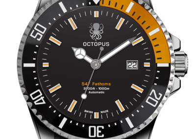 Octopus Watches template Sport
