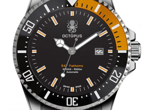 Octopus Watches template Sport