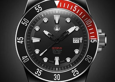 Octopus Watches template 4