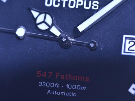 Octopus Watches montres de plongée Suisse