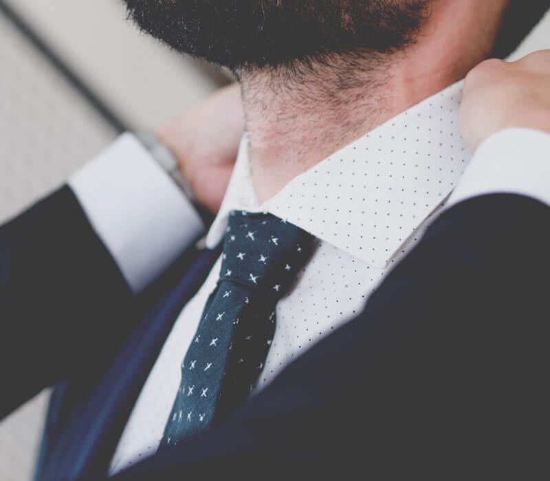 Thème Tailor – Tailleur vêtements sur mesure