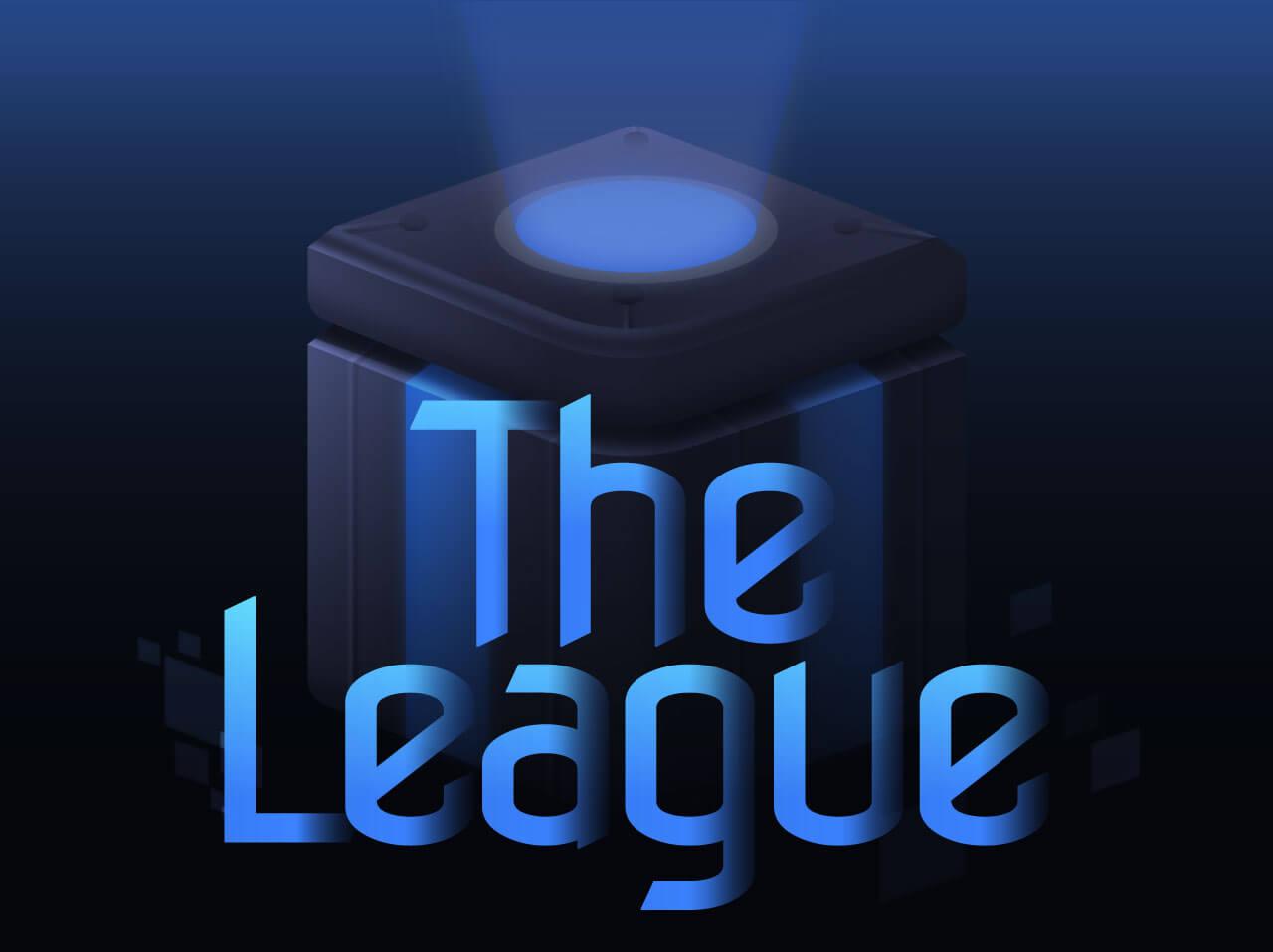 Thème association sportive ligue de sport