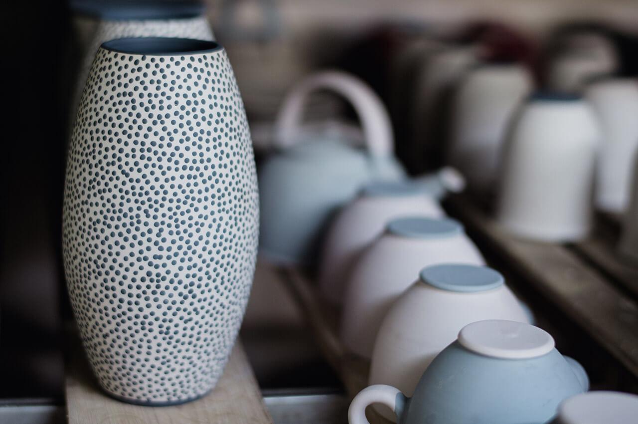 Thème WordPress artisant poterie