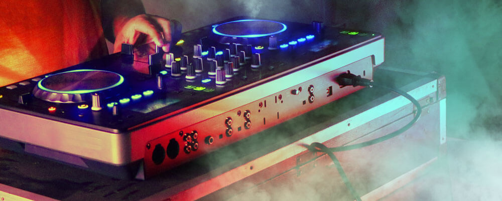 Theme WordPress pour DJ services