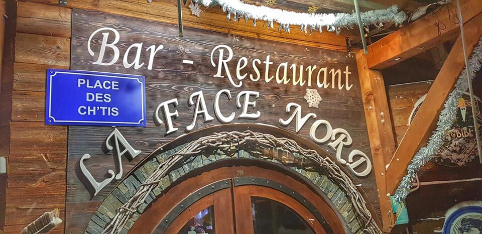 La Face Nord Restaurant Belle Plagne
