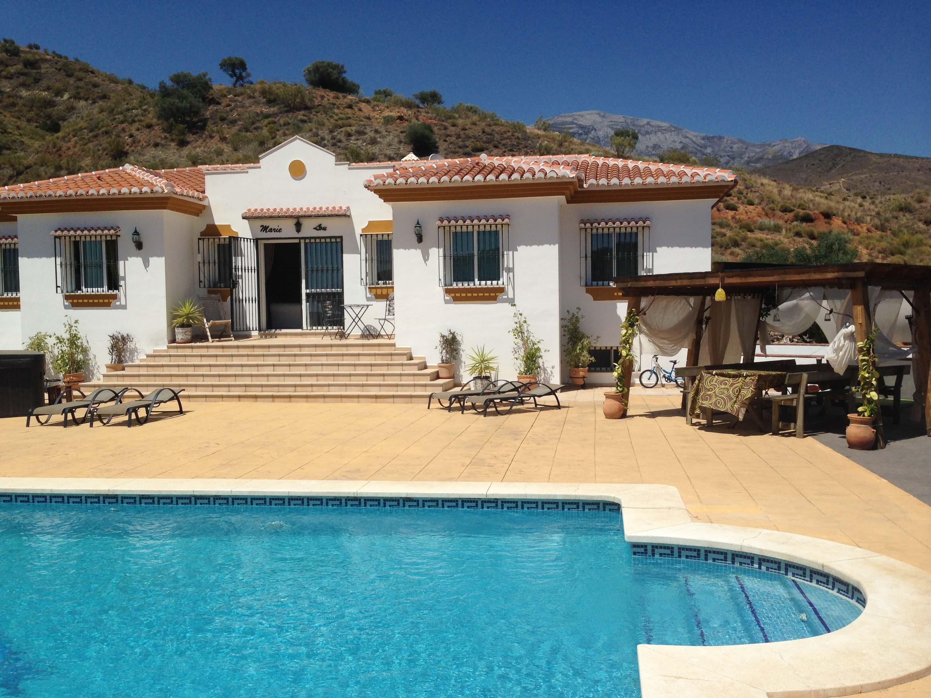 Marylou Spain Location