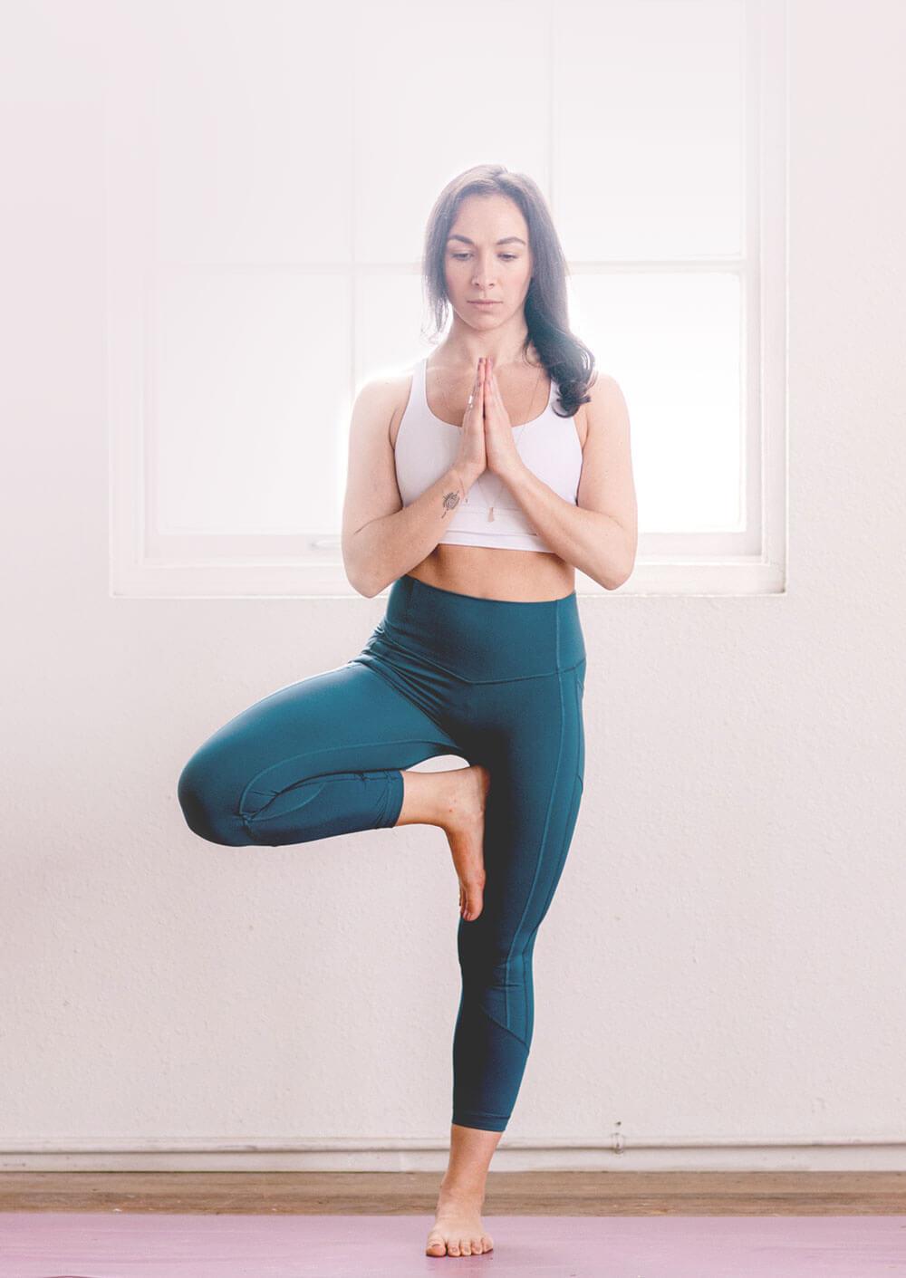 Professeur de Yoga