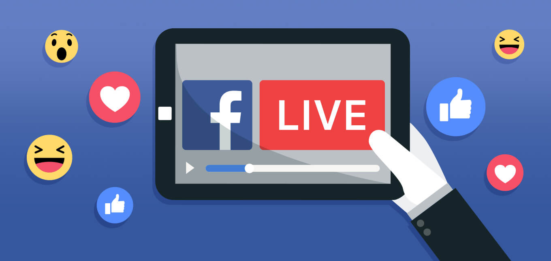 Comment aller de la bonne façon en direct sur Facebook